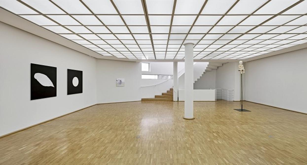 Foto der Galerie im Erdgeschoss